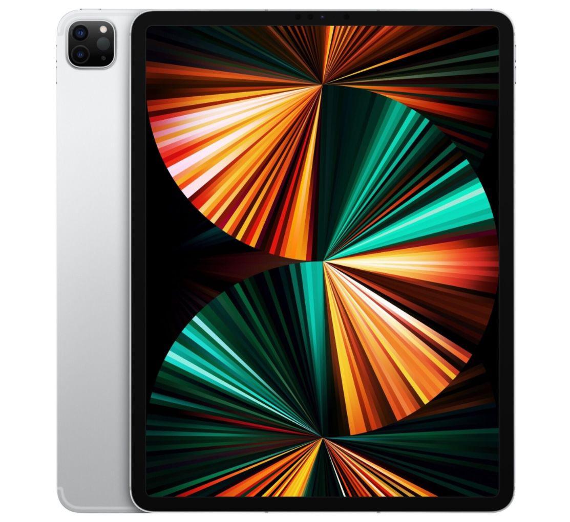 Apple iPad Pro 12.9 (2021) mit 128GB 5G in Silber für 1.049€ (statt 1.184€)