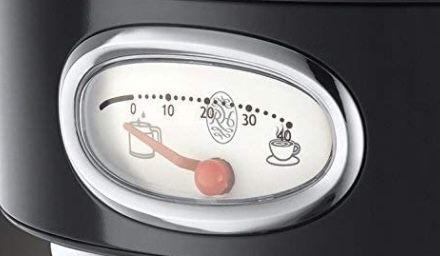 Russell Hobbs 2170 Retro Classic Kaffeemaschine für 32,94€ (statt 51€)