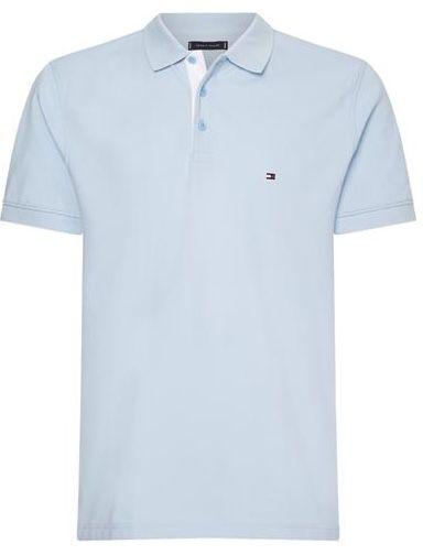 Restposten: Tommy Hilfiger Contrast Placket Regular Poloshirts für je 39,99€ (statt 49€) oder 2 für 69,98€ (statt 98€)
