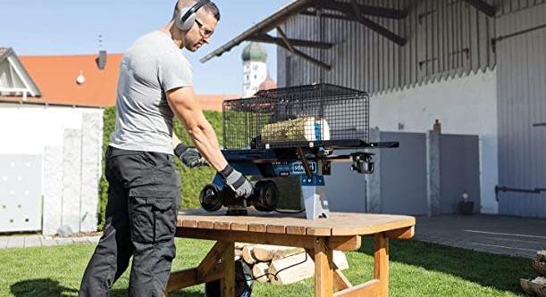 Scheppach Holzspalter HL760L mit 7 Tonnen Spaltkraft für 203,99€ (statt 265€)