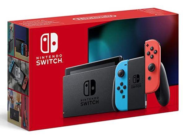 5€ Rabatt ab nur 15€ bei Amazon Frankreich   z.B. Nintendo Switch (neue Version) für 268€ (statt 285€)