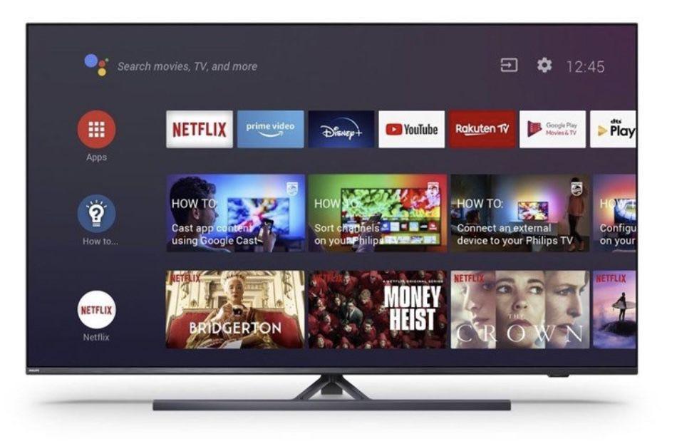 PHILIPS 43PUS8546/12   43 Zoll UHD Fernseher für 649€ (statt 929€)
