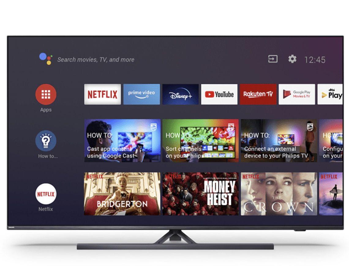 PHILIPS 43PUS8546/12 – 43 Zoll UHD Fernseher für 649€ (statt 929€)