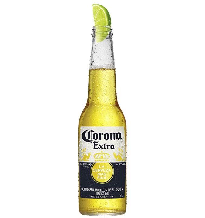Bier + Biermischgetränke bei Amazon reduziert – z.B. Kasten Corona Extra Premium Lager ab 19,94€