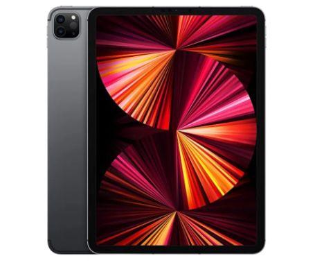 Braucht man das? Apple iPad Pro 11 (2021) WiFi + 5G mit 2TB + M1-Chip für 1.552€ (statt 1.725€)