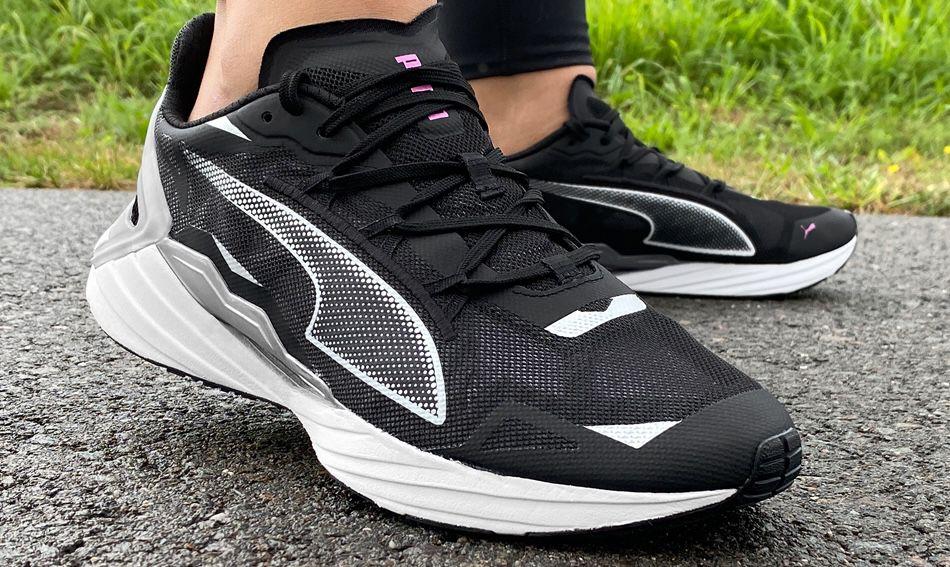 Puma UltraRide Damen Laufschuhe in 2 Farben für je 39,99€ (statt 72€)