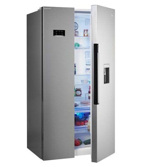 Beko GN163241XBN Side-by-Side inkl. Wasserspender mit SlimTank für 695,99€ (statt 799€)