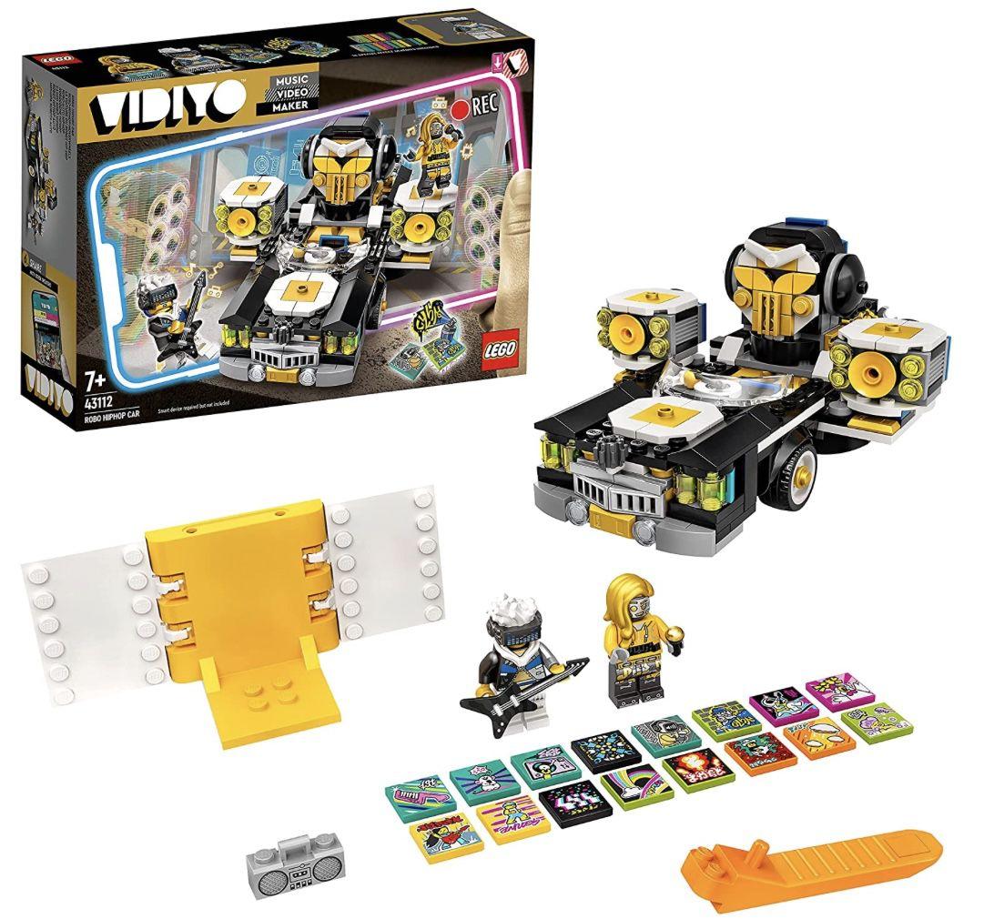 LEGO 43112 Vidiyo – Robo HipHop Car für 10,99€ (statt 18€) – Prime