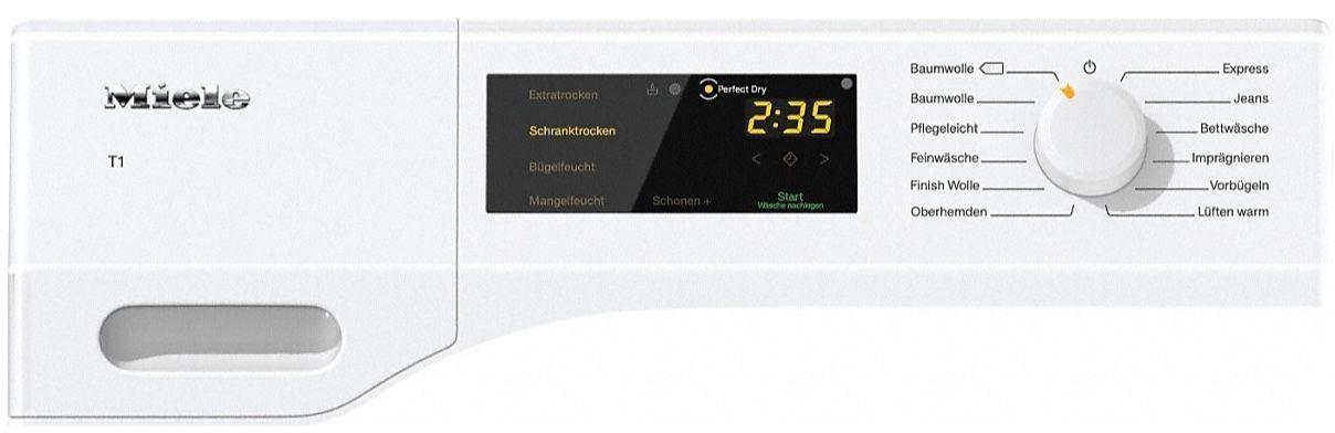 Miele TCB 150 WP Wärmepumpentrockner ab 675,35€ (statt 810€)