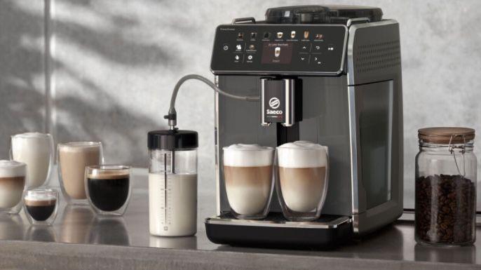 Saeco Kaffeevollautomat GranAroma SM6580 mit CoffeeMaestro ab 599€(statt 679€)