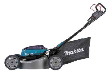 Makita DLM530PT4 Akku Rasenmäher inkl. 4 x 5 Ah für 624,39€ (statt 908€)