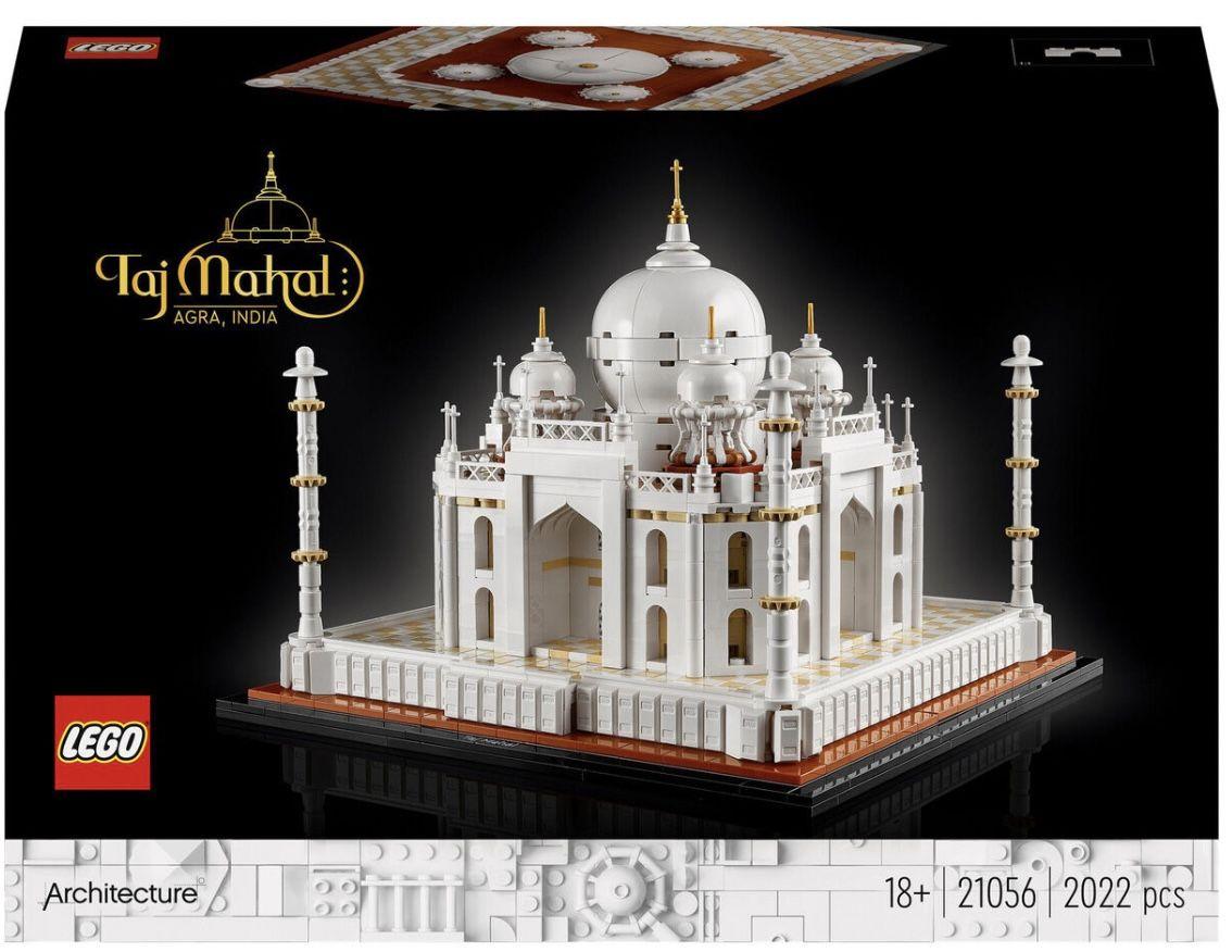 LEGO Architecture 21056 Taj Mahal Architektur-Modell für 80,14€ (statt 98€)