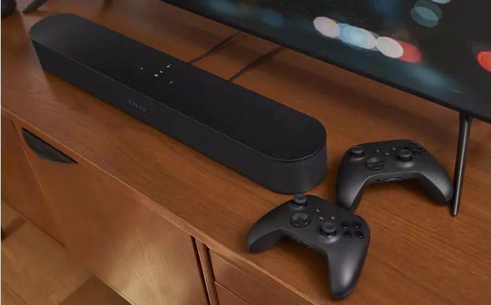 Sonos Beam Multiroom Soundbar (2. Gen) mit WLAN & Airplay 2 für 457,99€ (statt 499€)