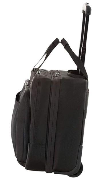 Samsonite Guardit 17,3 Zoll Laptoptasche mit Rollen für 47,99€ (statt 80€)