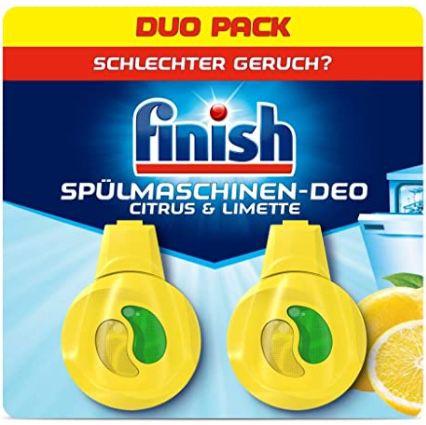 Amazon: Finish Spülmaschinen Produkte im Angebot   z.B. 182x Finish All in 1 Spülmaschinentabs für 18,39€ (statt 26€)