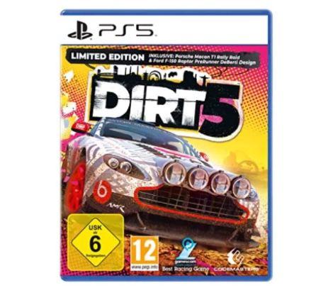 DiRT 5 Limited Edition (PS5) für 29,99€ (statt 48€)