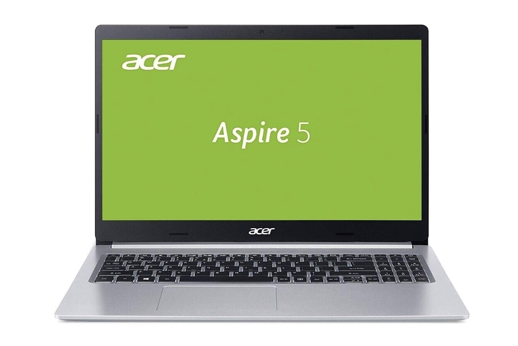 Acer Aspire 5 – 15,6 Zoll Multimedia Laptop mit 8 GB RAM & 512 GB SSD für 444€ (statt 499€)