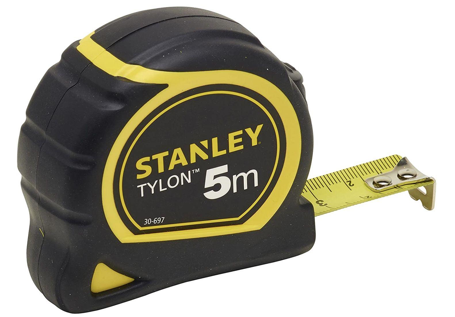 Stanley 5m Bandmaß Tylon für 6,28€ (statt 11€)
