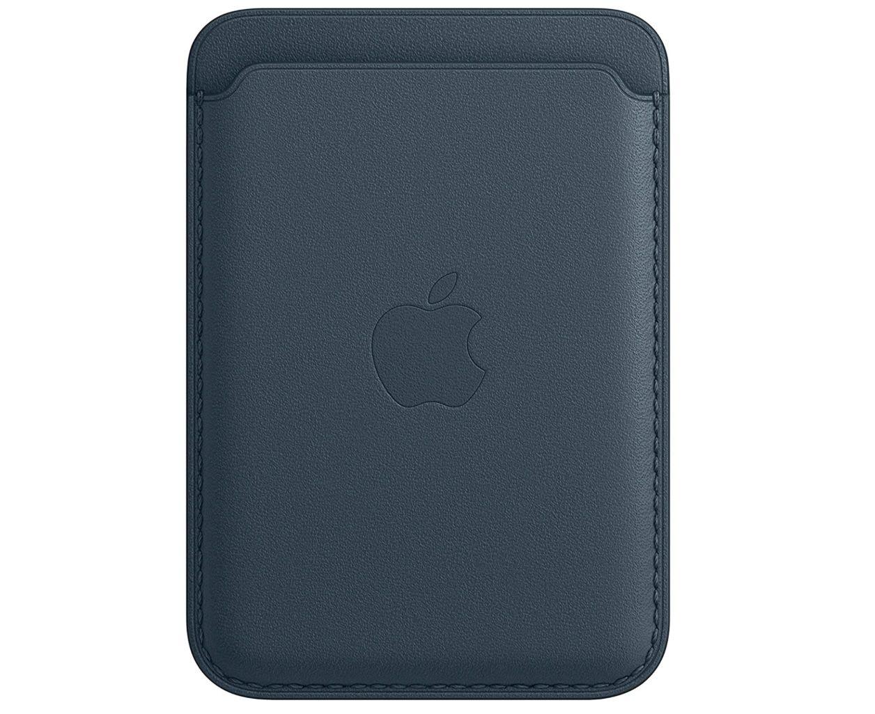 Apple Wallet in Baltischblau für 36,04€ (statt 53€)