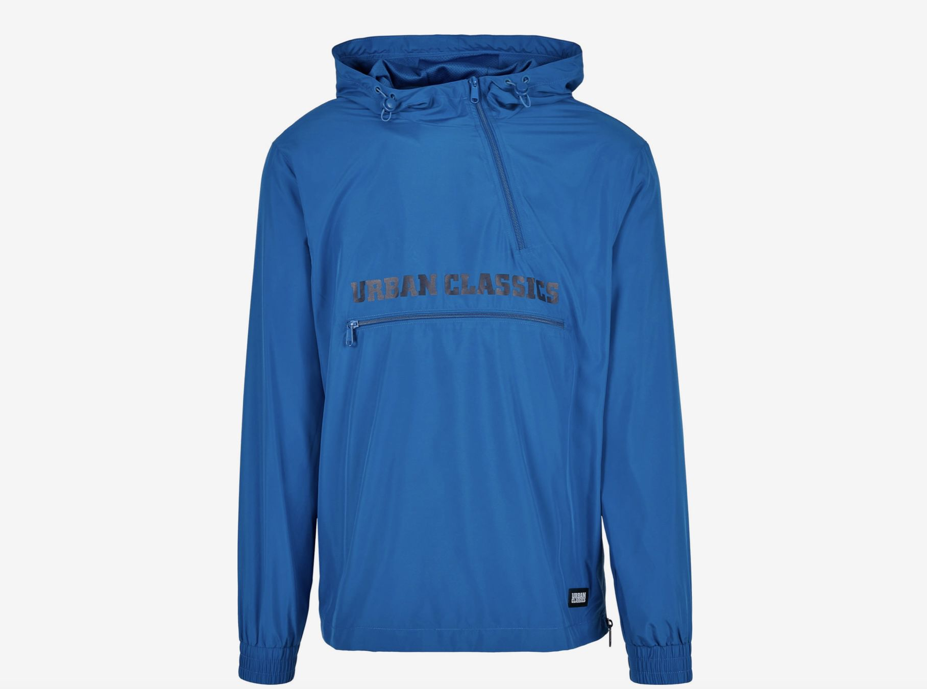 Urban Classics Herren-Jacke 'Commuter' in Blau für 29,67€ (statt 40€)