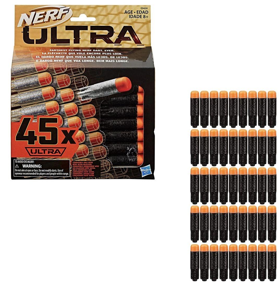 Nerf Ultra 45 Dart Nachfüllpack für 9,97€ (statt 13€)   Prime