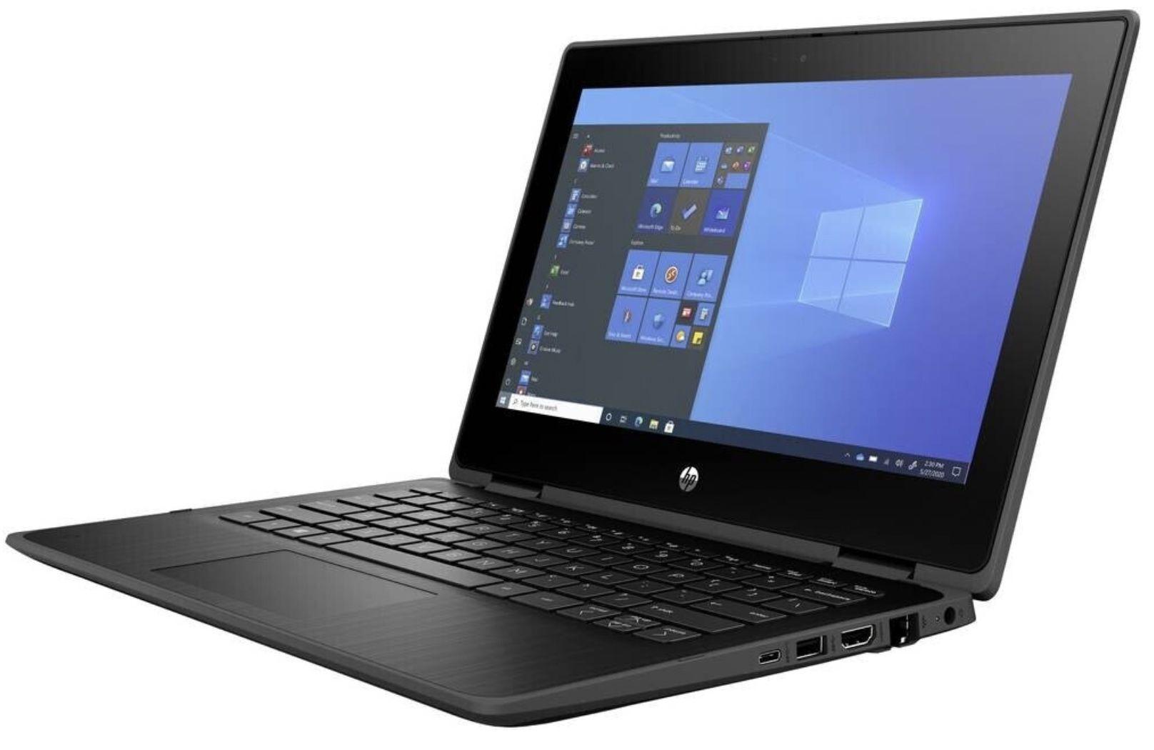 HP ProBook x360 11 G7 Notebook mit 4GB RAM 128GB SSD für 349€ (statt 675€)