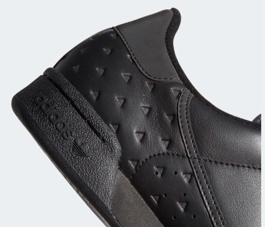 adidas Pharrell Williams Continental 80 Herren Leder Sneaker für 59,99€ (statt 120€)
