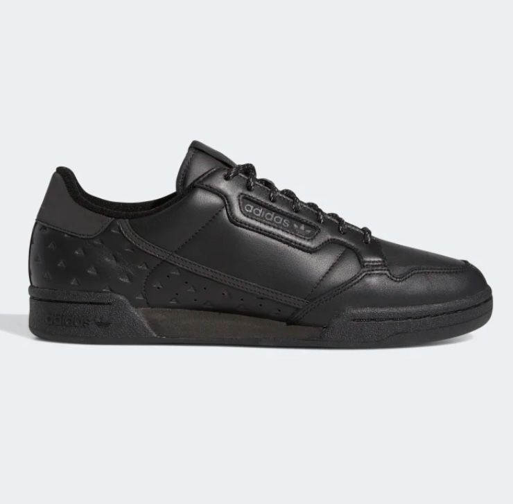 adidas Pharrell Williams Continental 80 Herren Leder-Sneaker für 59,99€ (statt 120€)
