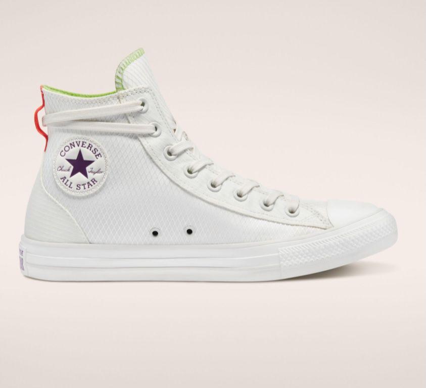 Converse Early-Bird Sale mit 50% Extra-Rabatt (!) – z.B. Court Daze Chuck Taylor All Star High Top Chucks für 37,50€