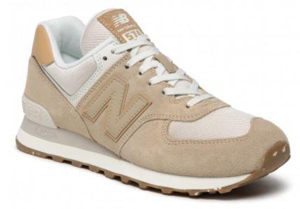 New Balance ML574AA2 Sneaker in Beige für 61,60€ (statt 75€)