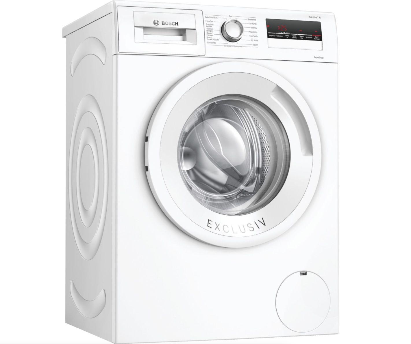 Bosch WAN2829A Waschmaschine mit 8kg für 399€ (statt 569€)