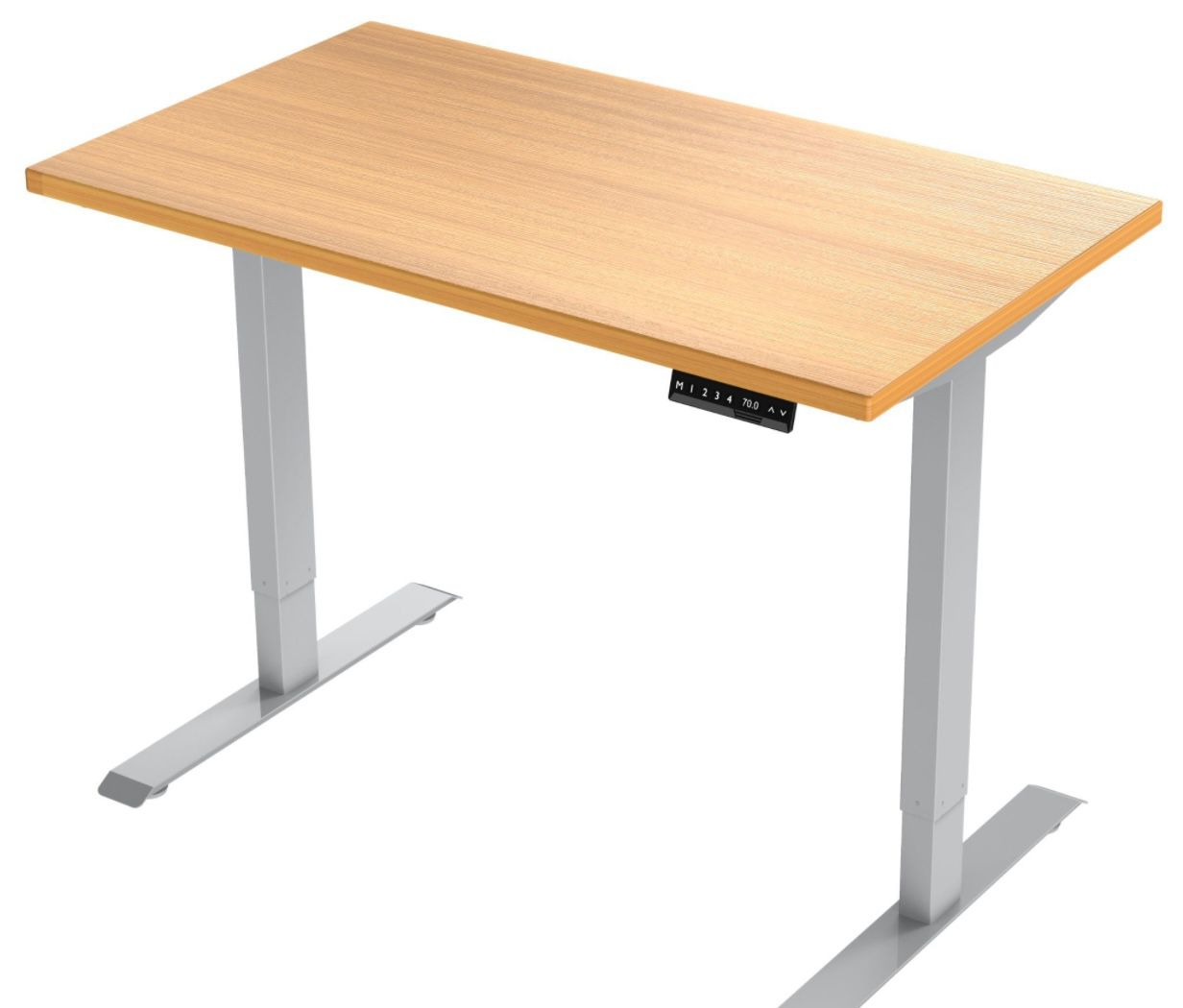 ergofino DT20 elektrisch höhenverstellbarer Schreibtisch inkl. 140x80 cm Tischplatte ab 339€ (statt 399€)