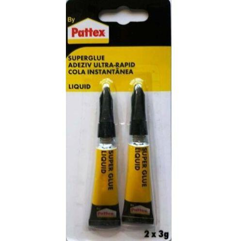 12x 3g Pattex Sekundenkleber SuperGlue für 9,99€ (statt 15€)
