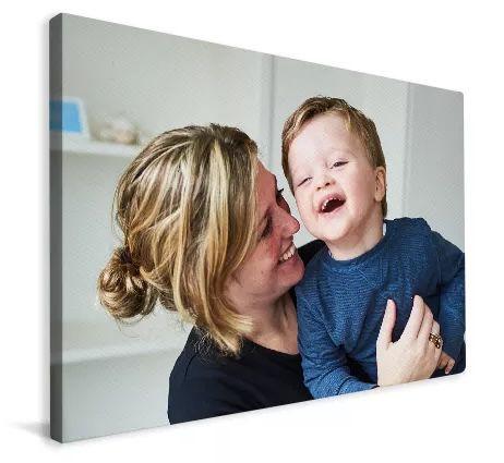 XL Leinwand mit eigenem Foto (100 x 70cm) für 22,79€ (statt 46€)
