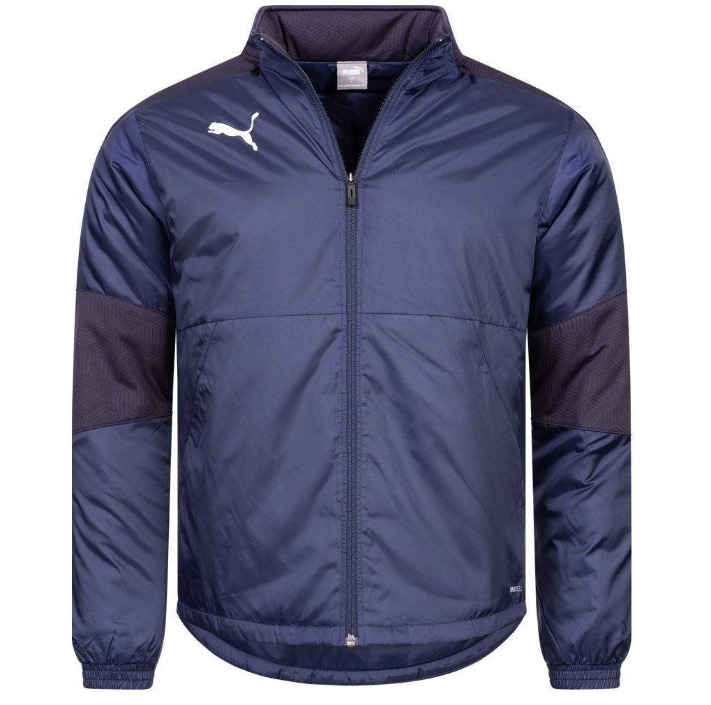 Puma teamFINAL21 gepolsterte wasserabweisende Winterjacke in 3 Farben für je 31,22€ (statt 50€)