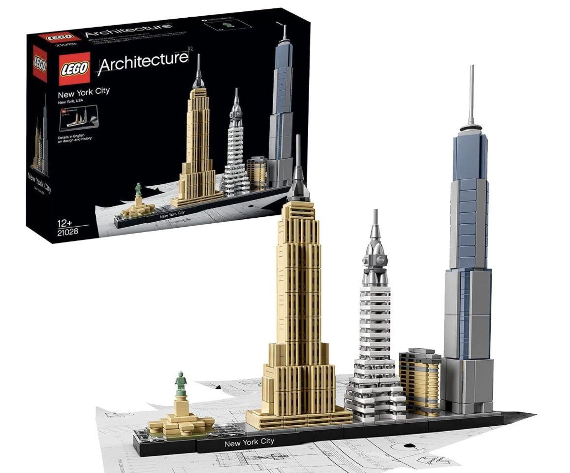 LEGO Architecture 21028   New York City für 29,99€ (statt 36€)