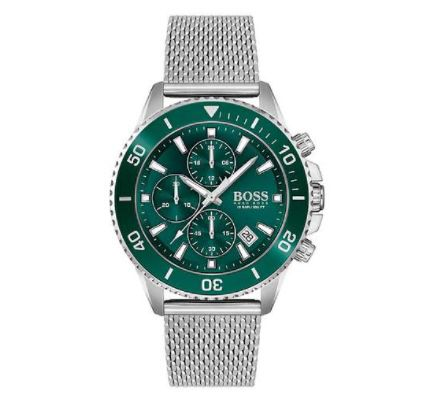 Christ: bis 20% Extra-Rabatt auf ausgewählte Uhren – z.B. Hugo Boss Chronograph Admiral für 295,96€ (statt 332€)
