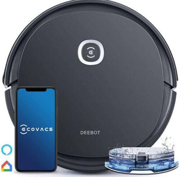 Ecovacs Deebot U2 Pro Saug  und Wischroboter für 124,99€ (statt neu 209€)  gebraucht