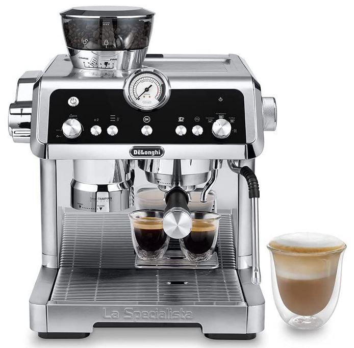 DELONGHI EC 9335.M LA SPECIALISTA Espressomaschine ab 582,72€ (statt 879€) +gratis Abschlagbox
