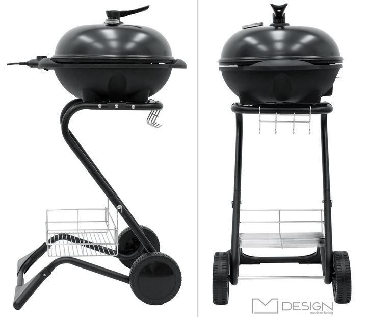 Elektrogrill 2in1 BBQ mit Rollen für 79,99€ (statt 90€)