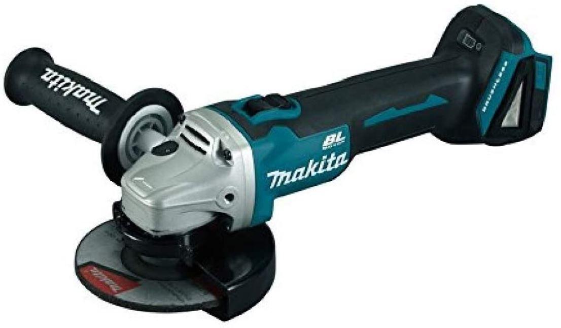 Makita DGA506Z   125mm Akku Winkelschleifer 18V Solo für 109€ (statt 133€)