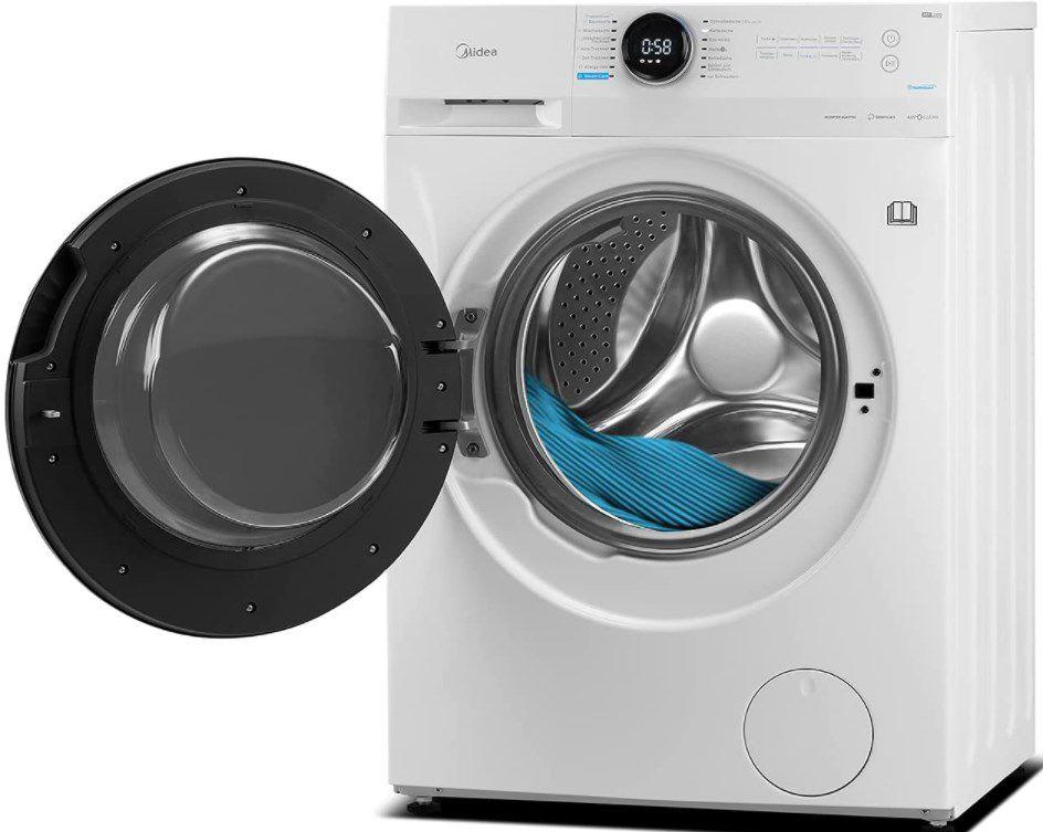 Midea MF200D80B E Waschtrockner (8/6kg) für 429€ (statt 499€)