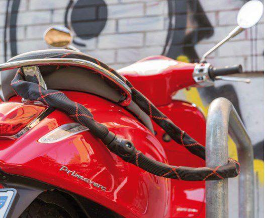 ABUS Ivy Chain 9210 Fahrradschloss (Sicherheitslevel 13) mit 170 cm für 64,95€ (statt 93€)