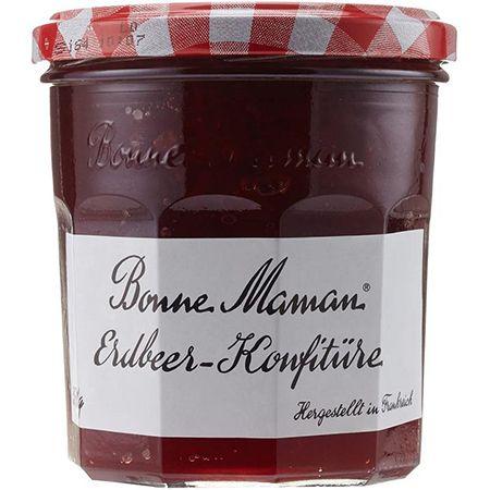 5x Bonne Maman Erdbeer-Konfitüre im 370 g Glas für 10,46€ (statt 14€) – Sparabo