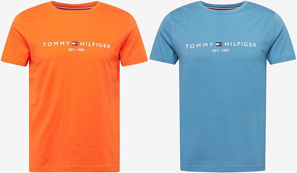 Tommy Hilfiger T Shirts in verschiedenen Farben ab 27,92€ (statt 40€)