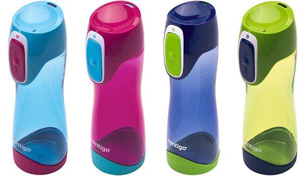 Contigo   Trinkflasche Swish in verschiedenen Farben für 13,98€ (statt 19€)