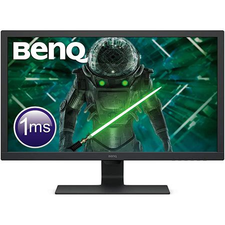 BenQ GL2780 27 Zoll Gaming Monitor, Full-HD, 1 ms, 75 Hz für 129€ (statt 155€)