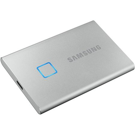 Samsung Portable SSD – T7 Touch – 2 TB USB 3.2 für 235,90€ (statt 283€)