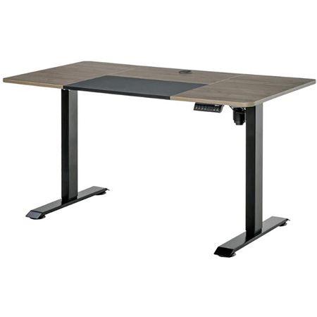 Vinsetto – elektrisch höhenverstellbarer PC-Tisch mit LED-Anzeige ab 214,99€ (statt 238€)