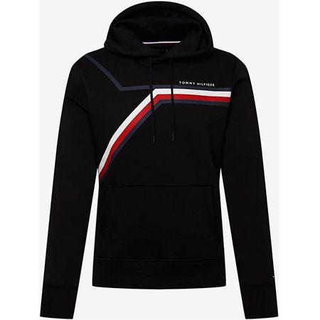 Tommy Hilfiger Herren-Sweatshirt in Schwarz für 79,90€ (statt 100€)